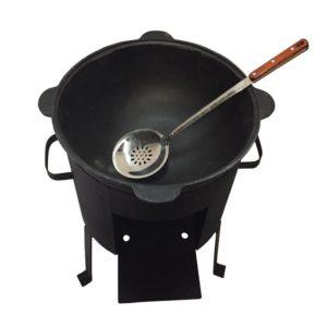 Казан + печь